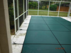standard swimming pool safety cover Tampa fl tampa pool fence